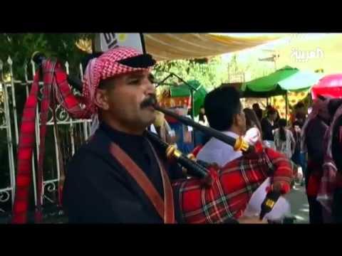 Jordanian flea market blends old and new