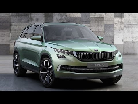 Skoda To Unveil Its All-Electric SUV In 2020
