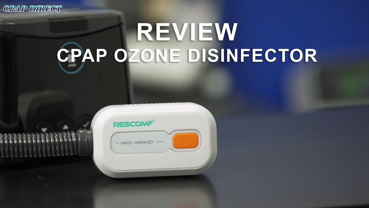 Rescomf CPAP Disinfector Review