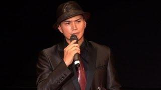 俳優の市原隼人が9日、都内で行われた国際短編映画祭『ショートショート...