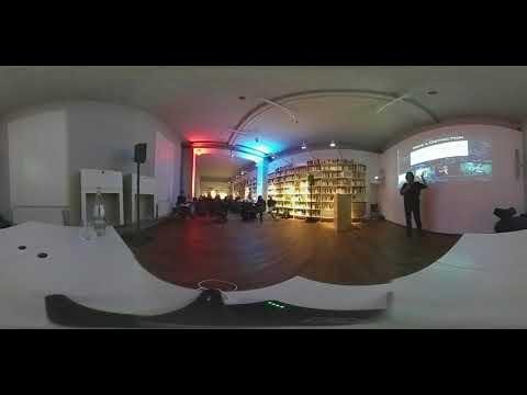 Art in VR  -Casino Luxembourg  - Forum d'art contemporain