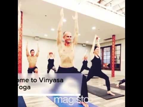 Welcome To Vinyasa Arts Yoga Studio