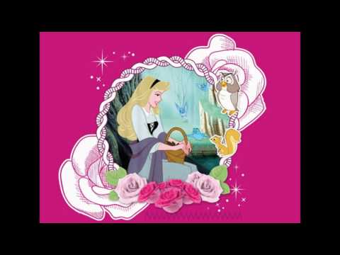 Дисней Принцессы: Коллекция картинок с Авророй