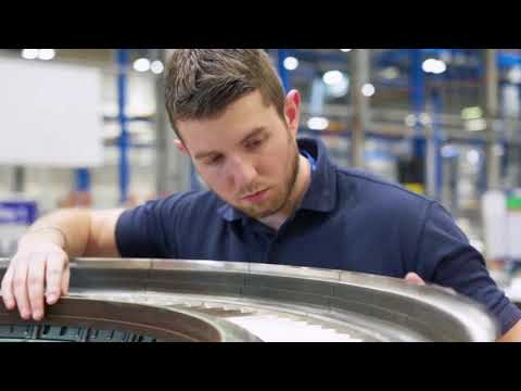 Rolls-Royce | Chris Davie Programme Director for the Trent 7000