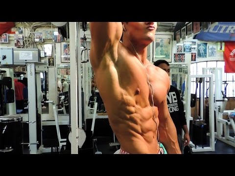 Jeff Seid the Aesthetic - Bodybuilding Motivation 2015 Never Give Up- HD VIDEO - - 동영상