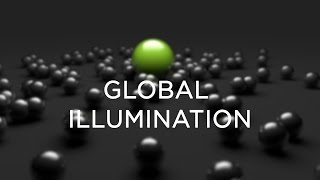 Lesson 9 - Global Illumination and Lighting - Cinema 4D