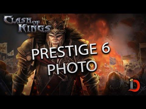 PRESTIGE 6 PHOTO - FULL TROOP INFO - Clash Of Kings