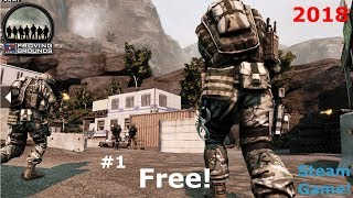 "#1 Best Free Steam Game 2018! ""Americas Army Proving Grounds"""