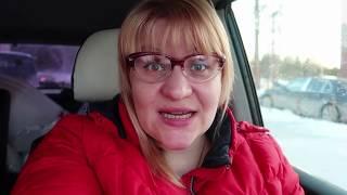 Едем за ПРОДУКТАМ в Светофор и Ленту Vlog Жизнь на СЕВЕРЕ