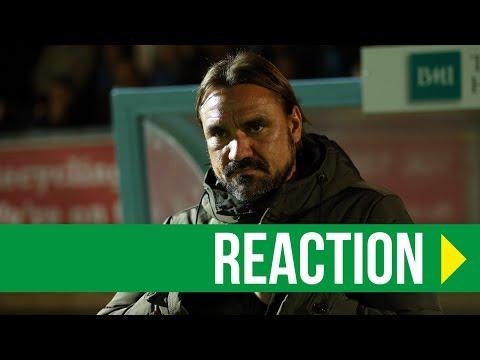 Wycombe Wanderers 3-4 Norwich City: Daniel Farke Reaction