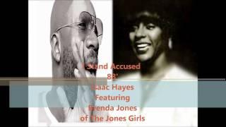 Isaac Hayes 'I Stand Accused 88' F. Brenda Jones of The Jones Girls
