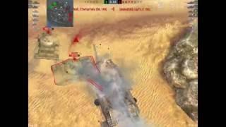 Wot blitz Обзор Jagdpanzer E 100 (Яга е 100)