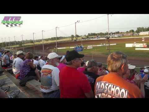 IMCA Hobby Stock Heats Thunderhill Speedway 6 22 13