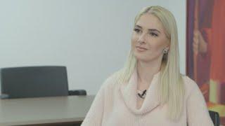 """Kristina Ivanova apie savo pasiekimus: """"Praėjau beprotiškai sunkų kelią"""""""