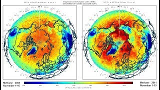 Permafrost Methane Time Bomb NBC News