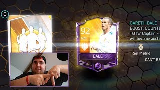 FIFA MOBILE 18 I Got 92 TOTW Captain Bale #FIFAMOBILE TOTW Bundle Pack Opening