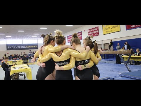 2016 Gustavus Gymnastics Home Opener vs UW-Oshkosh