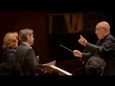 Ralph Vaughan Williams: Sinfonie Nr. 1 (A Sea Symphony) | SWR Symphonieorchester