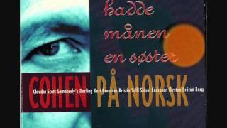 Cohen på norsk - Spurv på en snor