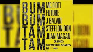 Baixar Bum Bum Tam Tam - Mc Fioti, Future, J Balvin, Stefflon Don, Juan Magan (remix) - Dj Emerick Soares