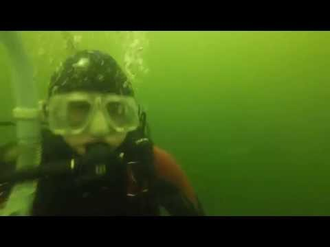 Dive trip with Ron
