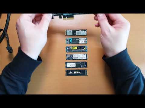 Todo lo que querían saber sobre los SSD M.2 NVMe y M.2 SATA Video Completo