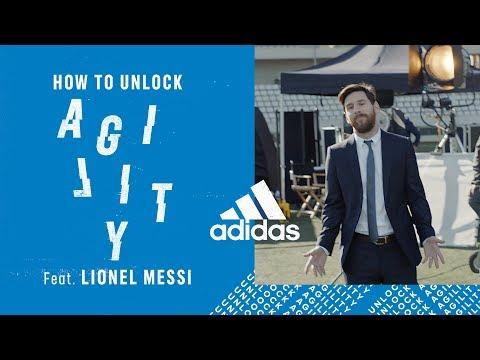 How To Be Agile Like Leo Messi | NEMEZIZ Team Mode
