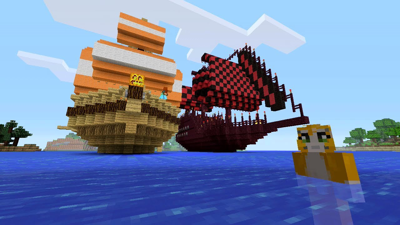 Minecraft Xbox - Sinking Feeling [124]
