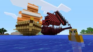 Repeat youtube video Minecraft Xbox - Sinking Feeling [124]