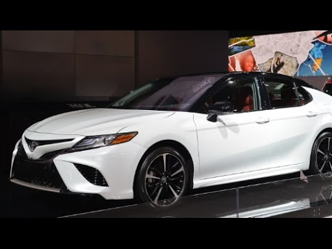 2018 toyota camry review and specification youtube. Black Bedroom Furniture Sets. Home Design Ideas