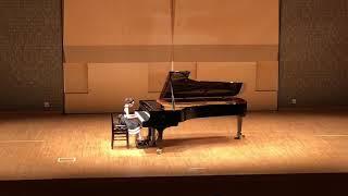 2018年カワイ音楽教室発表会・ピアノの部にて演奏.