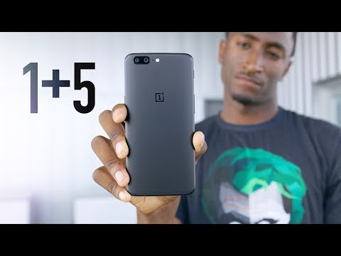 OnePlus 5 Review!
