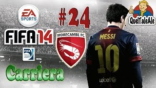 Fifa 14 - PS4 - Gameplay ITA - CARRIERA #24 - Si torna in campo
