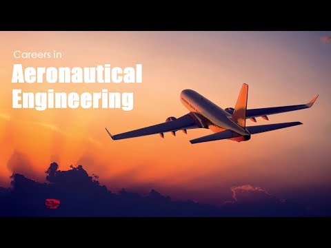 Careers In Aeronautical Engineering