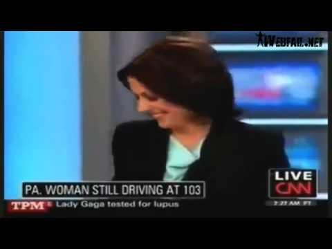 CNN BIGGEST EPIC Music Fail on live news EVER!
