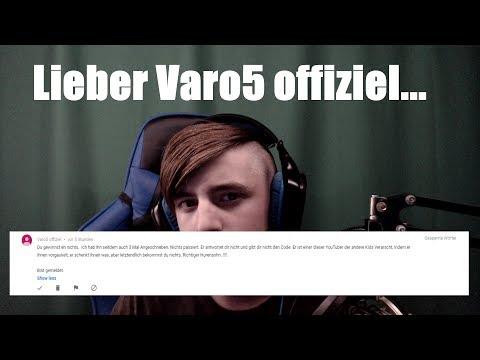 Lieber Varo5 Offiziel......