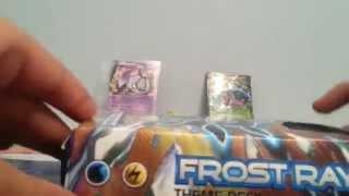 Pokemon Plasma Freeze   ( frost ray )theme deck  opening ! !!