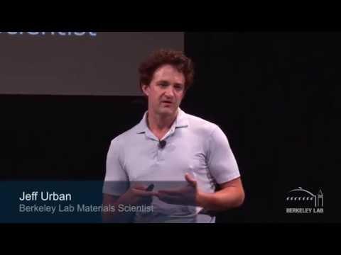 SF Cleantech Pitchfest: Nano Sponges for Carbon Capture