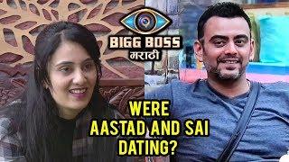 Bigg Boss Marathi   Were Sai And Aastad Dating?   Colors Marathi Reality Show