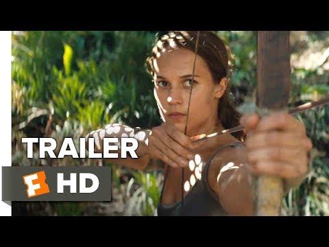 Tomb Raider 2018 Movie Hd Trailer