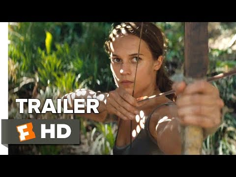Thumbnail: Tomb Raider Trailer #1 (2018) | Movieclips Trailers