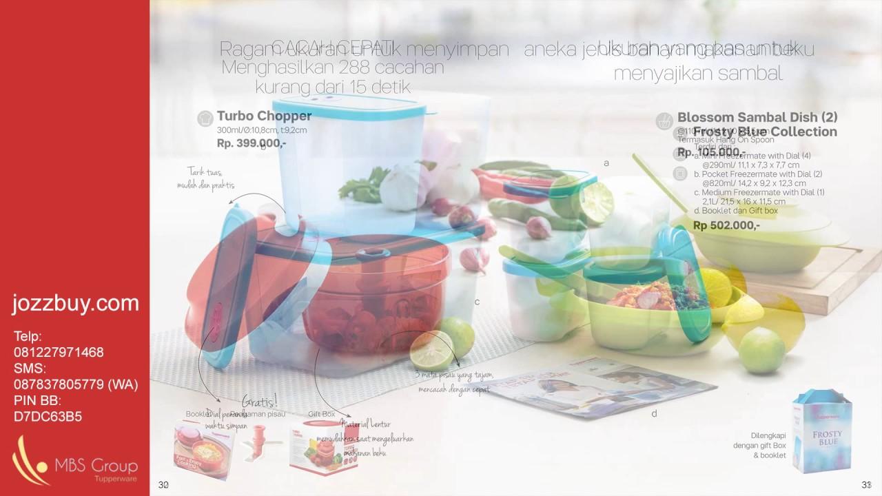 Katalog Tupperware Promo 2017 Jual Harga Pocket Freezermate With Dial Terbaru Jozzbuycom