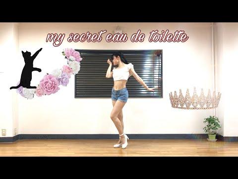 【デレステ】秘密のトワレ 歌詞つき【踊ってみた】