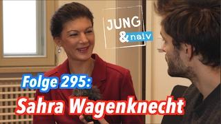 Sahra Wagenknecht (Die Linke) - Jung & Naiv: Folge 295