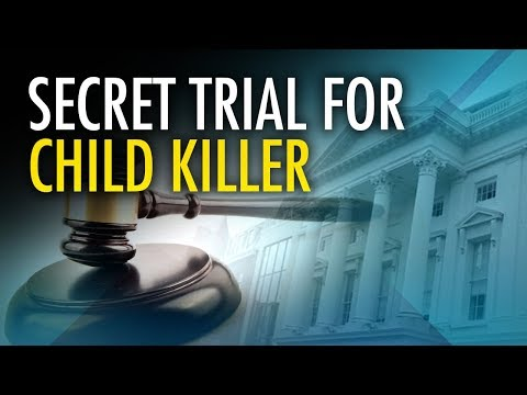 "David Menzies: Trial for notorious child-killer kept ""secret"""