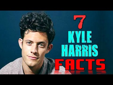 Kyle Harris Facts Every  Should Know  Stitchers actor