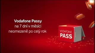 Reklama - Vodafone (CZ, 2018)