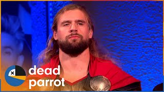 Best Of - Big Fat Quiz Of The Year 2018  Dead Parrot