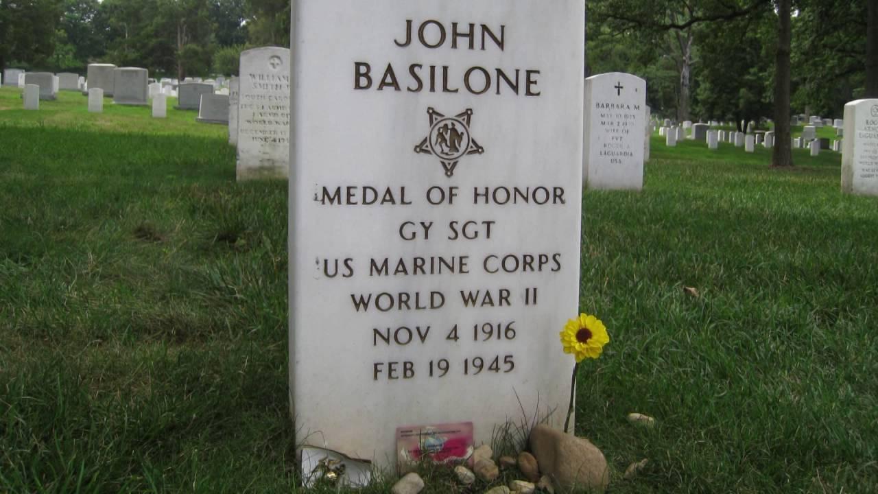 Sgt. John Basilone, USMC