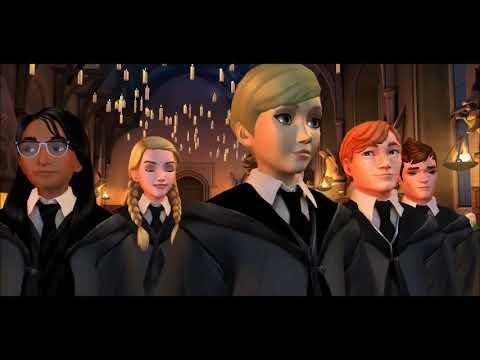 Harry Potter Hogwarts Mystery Year 1 Full Gameplay